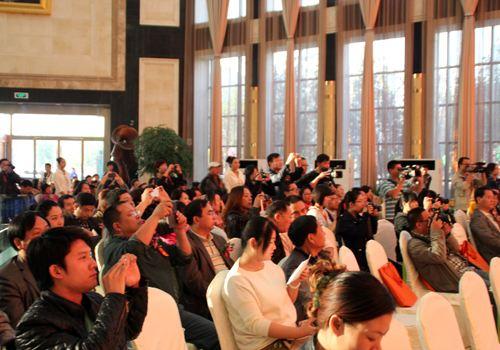 媒体邀请第五届房产展