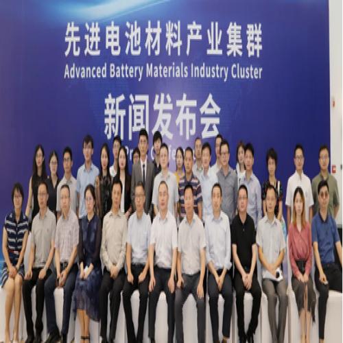 先进电池材料产业集群发展白皮书